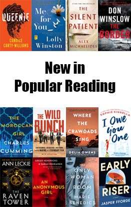 New in Popular Reading