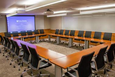 Lippincott Seminar Room