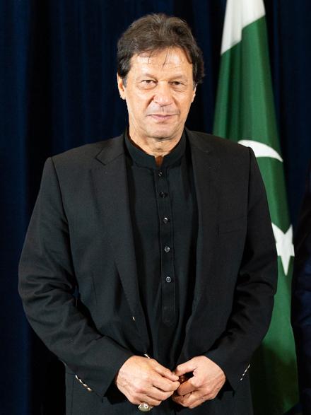 Image: Prime Minister Imran Khan