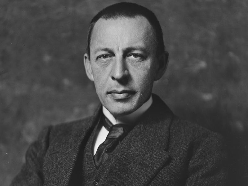 Image: Rachmaninoff Portrait