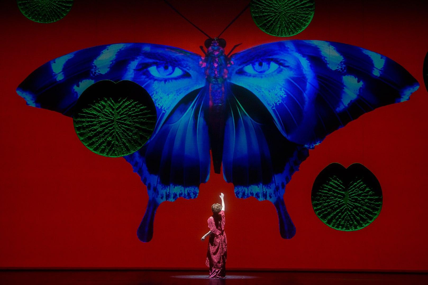 Image: Florida Grand Opera's 2018 Performance of Florencia en el Amazonas