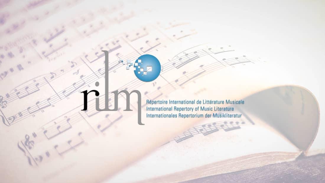 RILM Logo