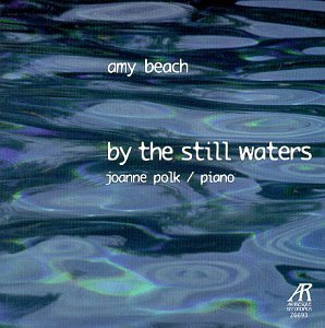 Image: Amy Beach - By the Still Waters Album Cover