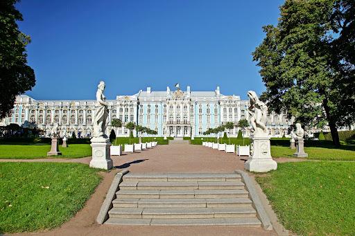 Image: The Catherine Palace, St. Petersburg