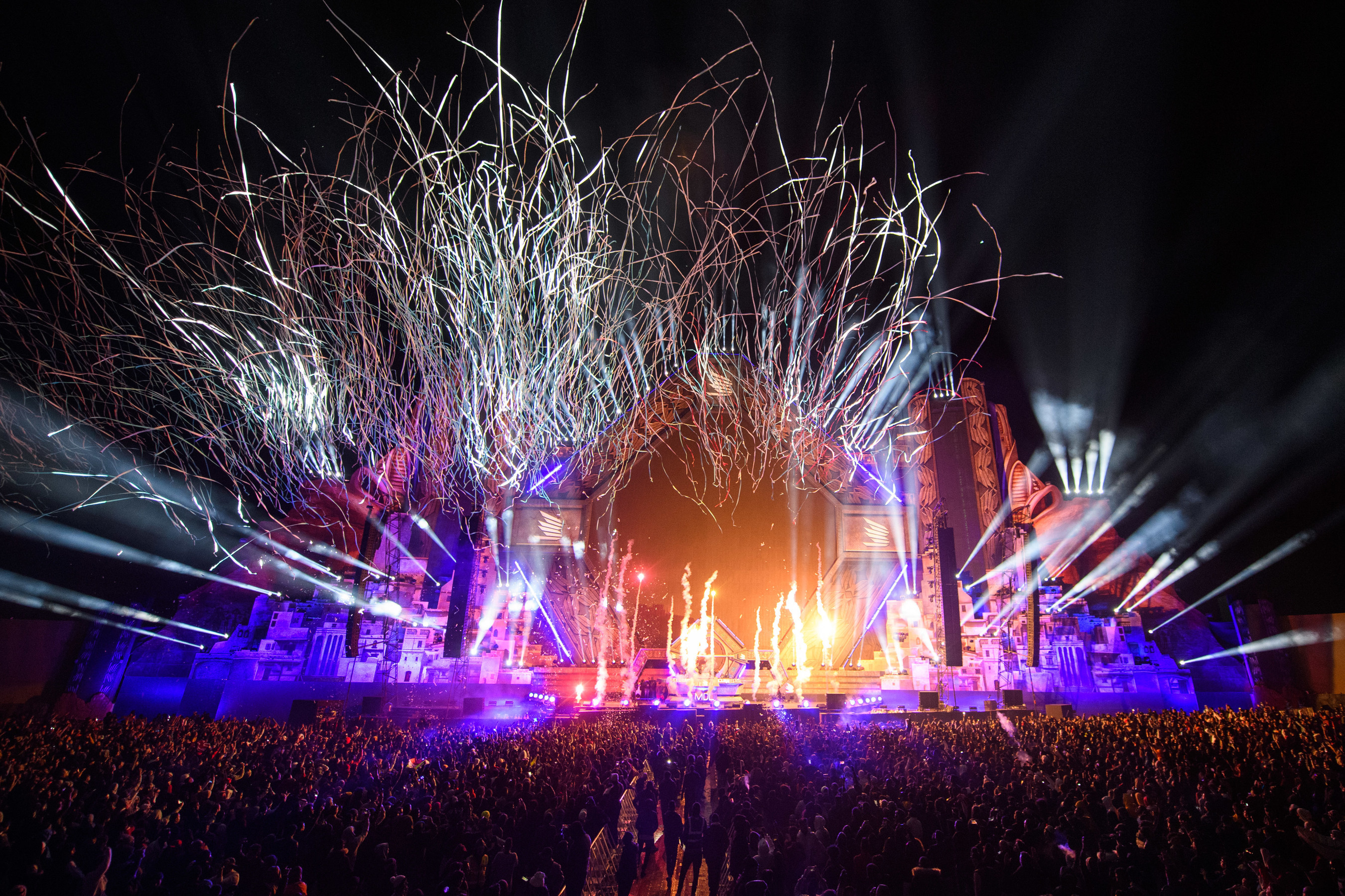 Image: Photo of the 2019 Soundstorm Festival