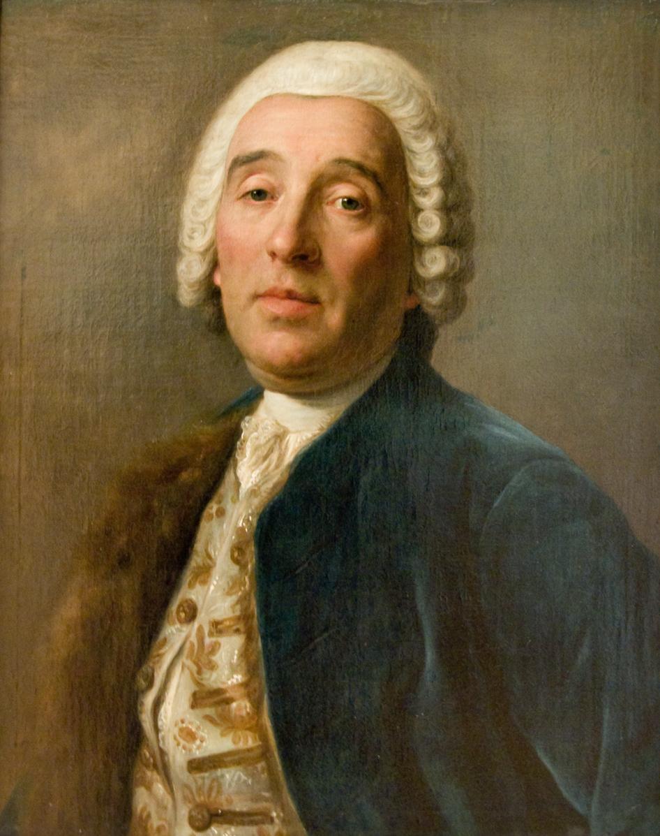 Image: Portrait of Rastrelli