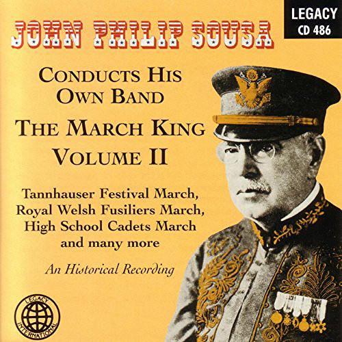 Image: John Philip Sousa Album Art