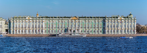 Image: The Winter Palace, St. Petersburg