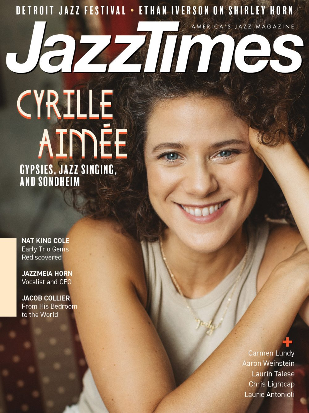 Jazz times cover art
