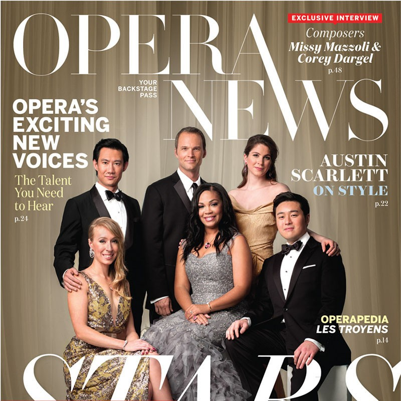 Opera News cover art