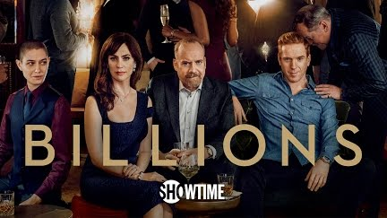 cast of Billions TV show
