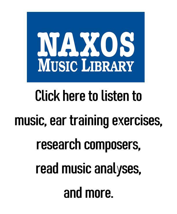 NAXOS Music Library database