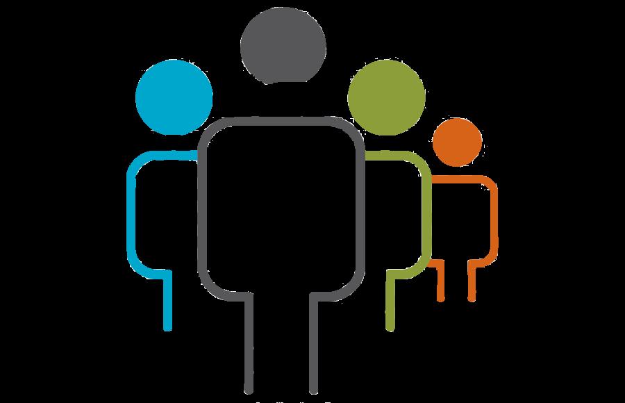 Organization Graphic Decorative