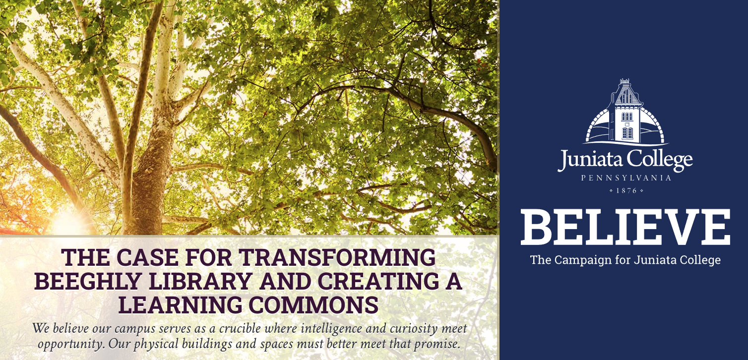 The Case for Transforming Beeghly Library