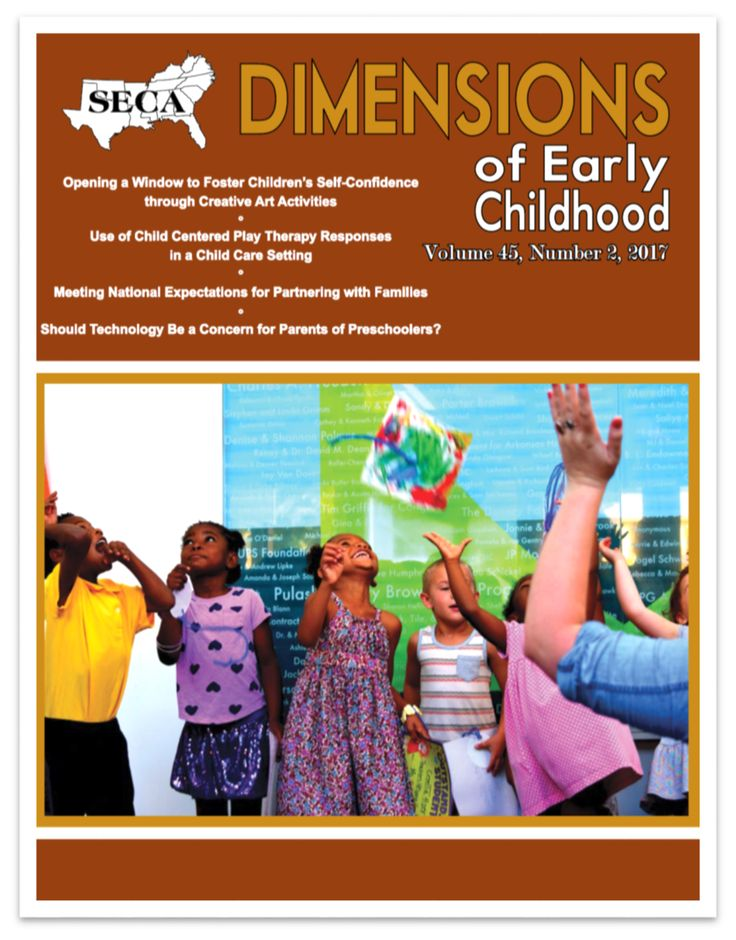 Dimensions of Early Childhood Journal