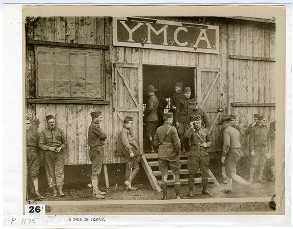YMCA Hut