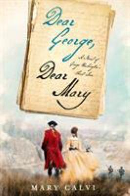 DEAR GEORGE DEAR MARY book jacket