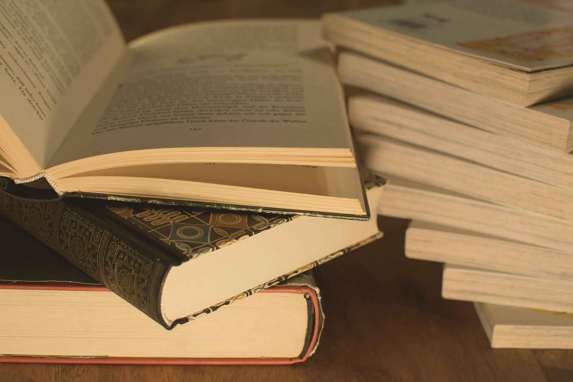 Scholarly books