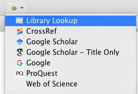Library Lookup
