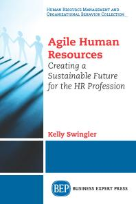 Cover art for Agile Human Resources eBook