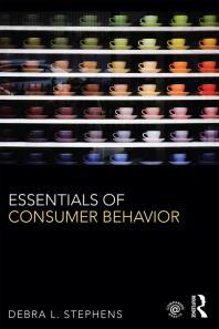 Cover art for Essentials of Consumer Behavior