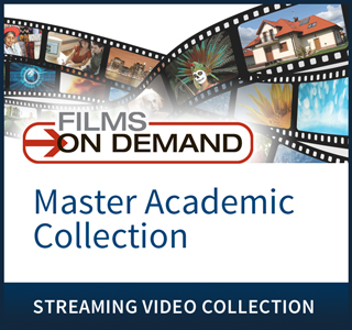 Films on Demand Master Academic Collection icon