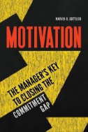 Cover art for Motivation: The Manager's Key to Closing the Commitment Gap eBook