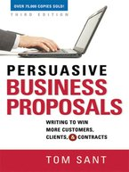 Cover art for Persuasive Business Proposals eBook