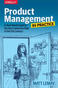 Cover art for Product Management in Practice eBook