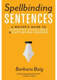 Cover art for Spellbinding Sentences eBook