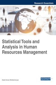 Cover art for Statistical Tools and Analysis in Human Resources Manament