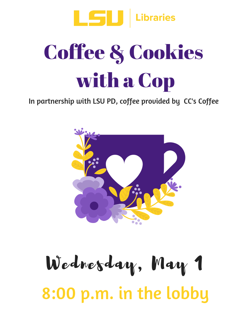 Coffee with a Cop Past Event