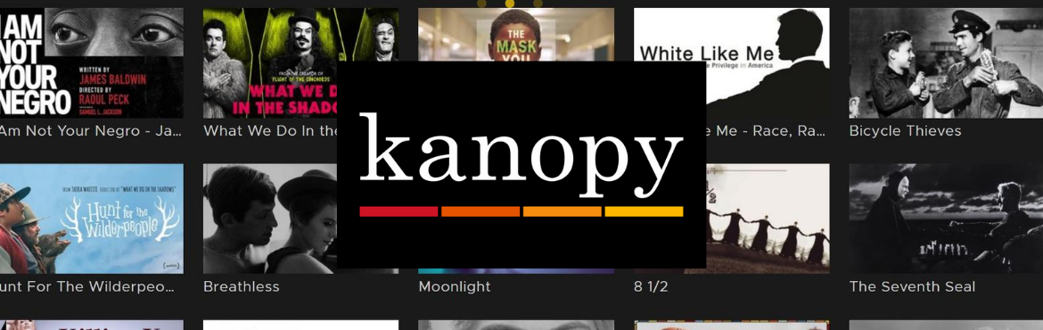 Kanopy Database Header