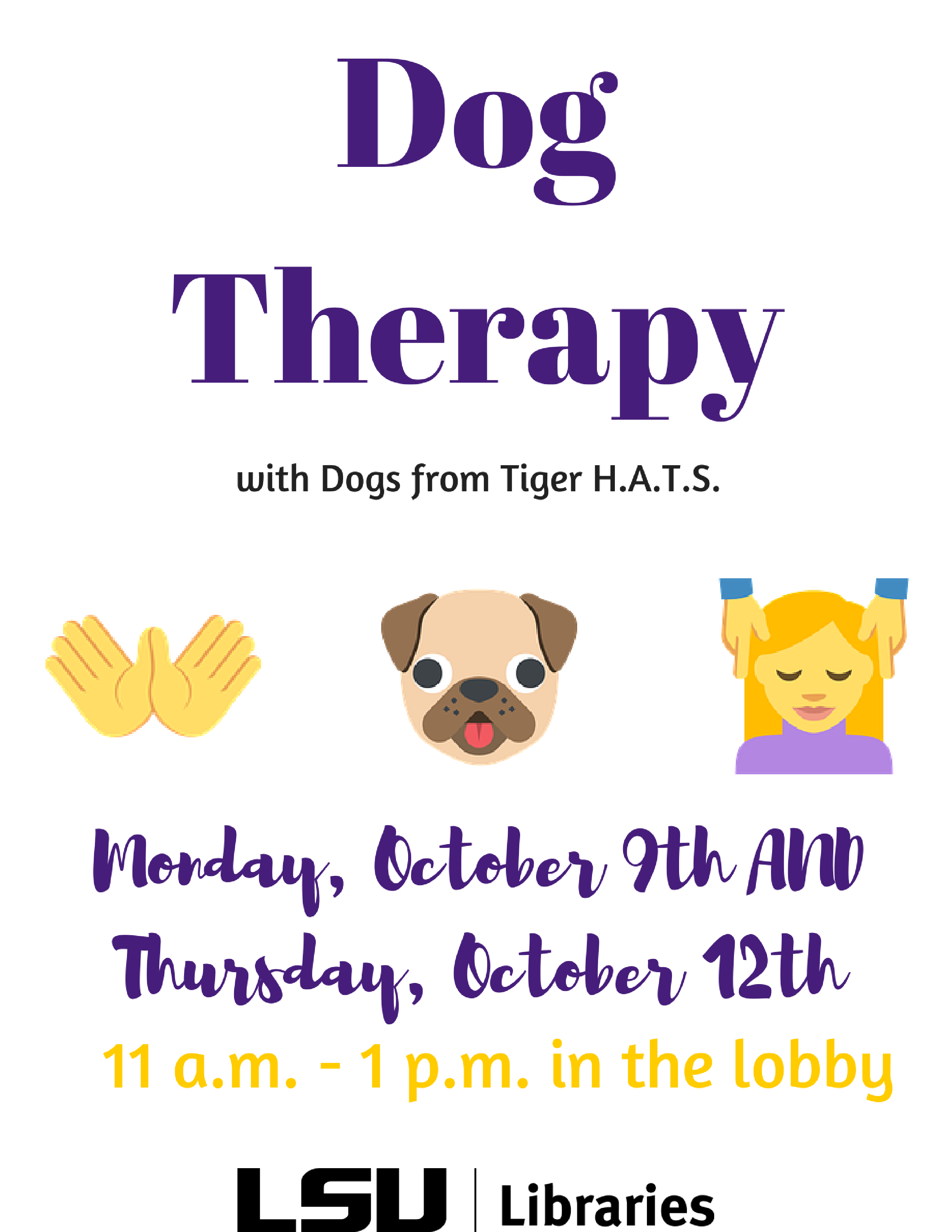 Dog Therapy Past Event