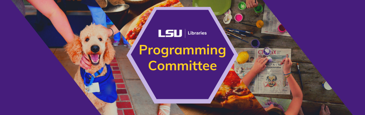 Programming Committee Banner