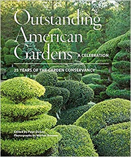 Outstanding American Garden book cover