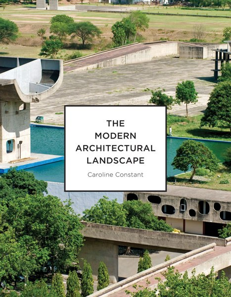 Modern Architectural Landscape book cover