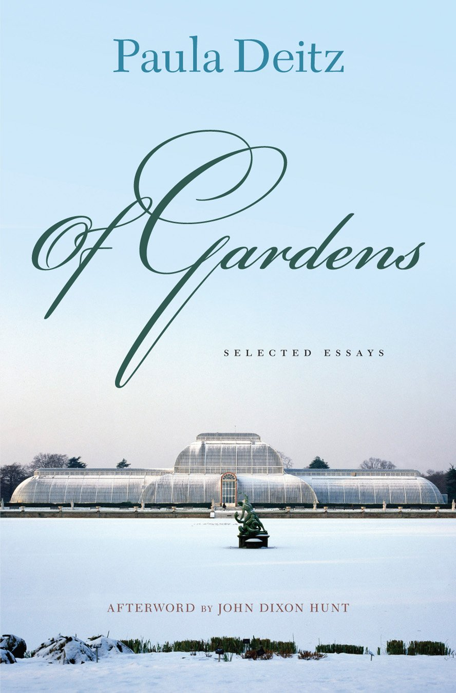 Of Gardens book cover