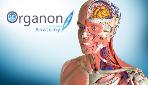 3d organon anatomy program logo