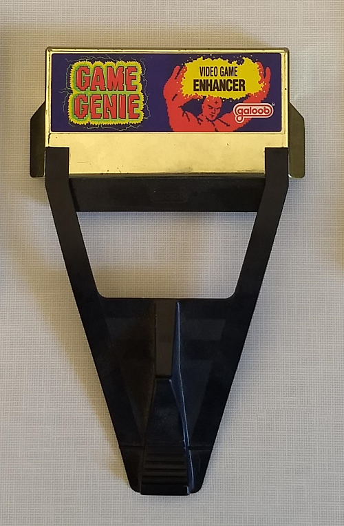 NES Gamegenie