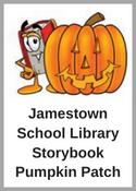 Jamestown School Library Pumpkin Patch