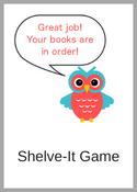 Shelve It Game