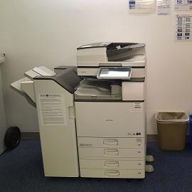 1st floor printer/scanner/copier