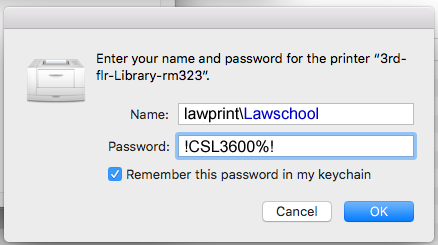 Apple laptop login