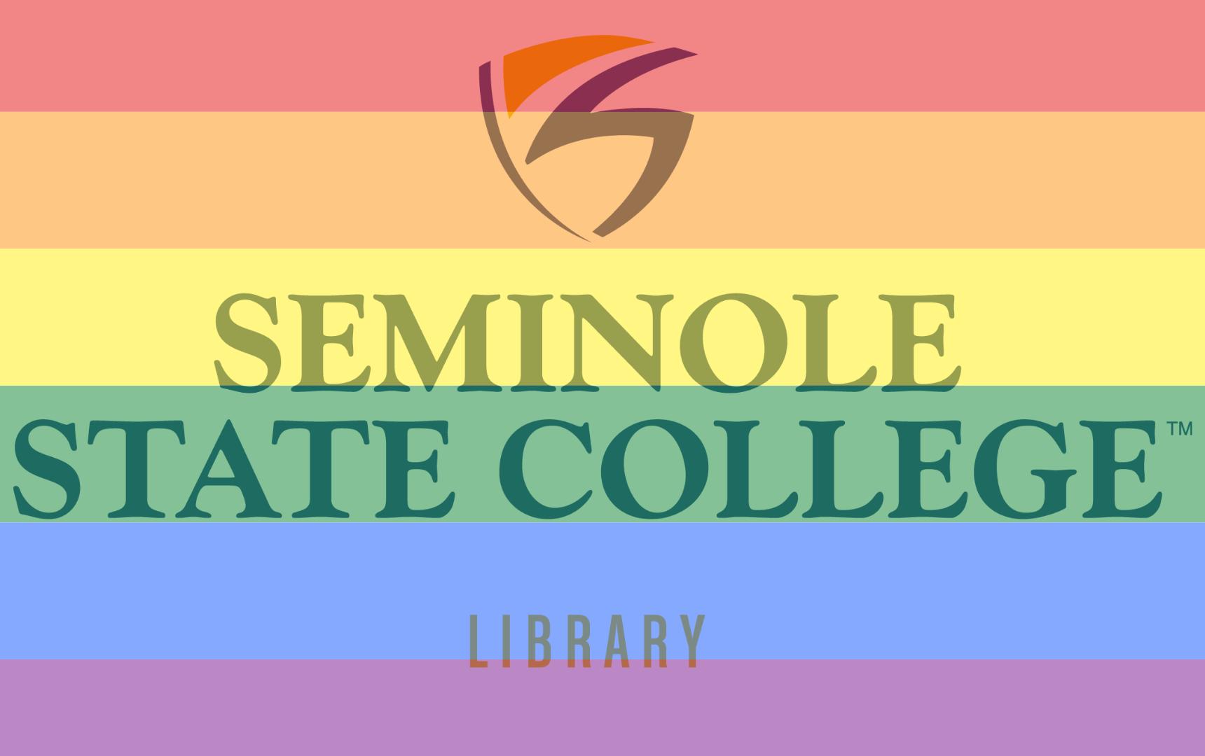 LGBTQIA+ Resources Logo