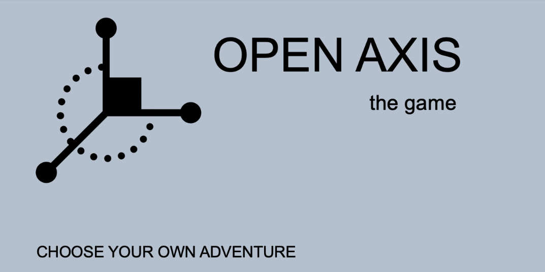 Open Axis Video Game