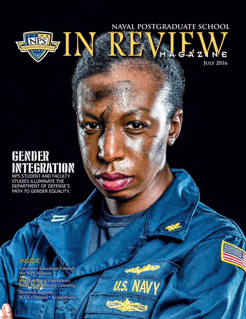 In Review cover