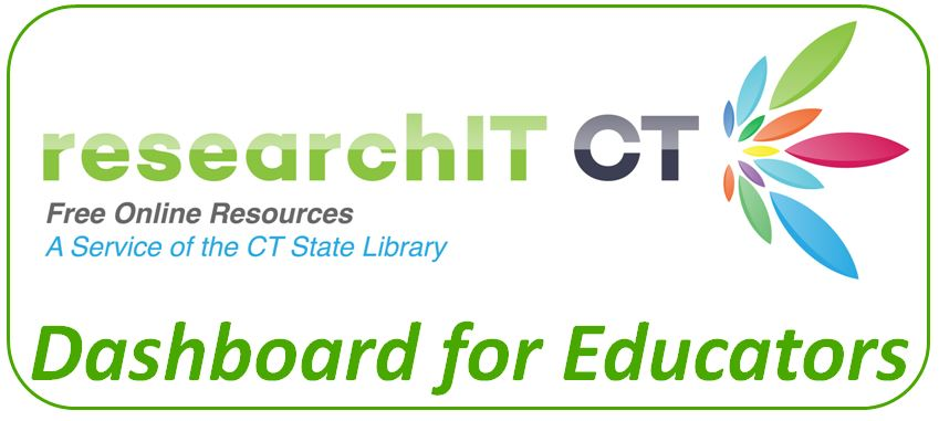 researchIT CT Dashboard for Educators