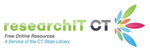 researchIT CT: Free Online Resources. A Service of the CT State Library