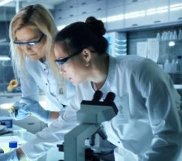 Scientists, Lab